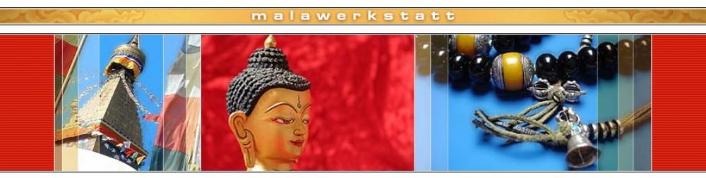 buddhamala – malawerkstatt – malafactory